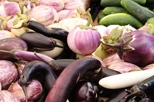 how to cook eggplant without oil