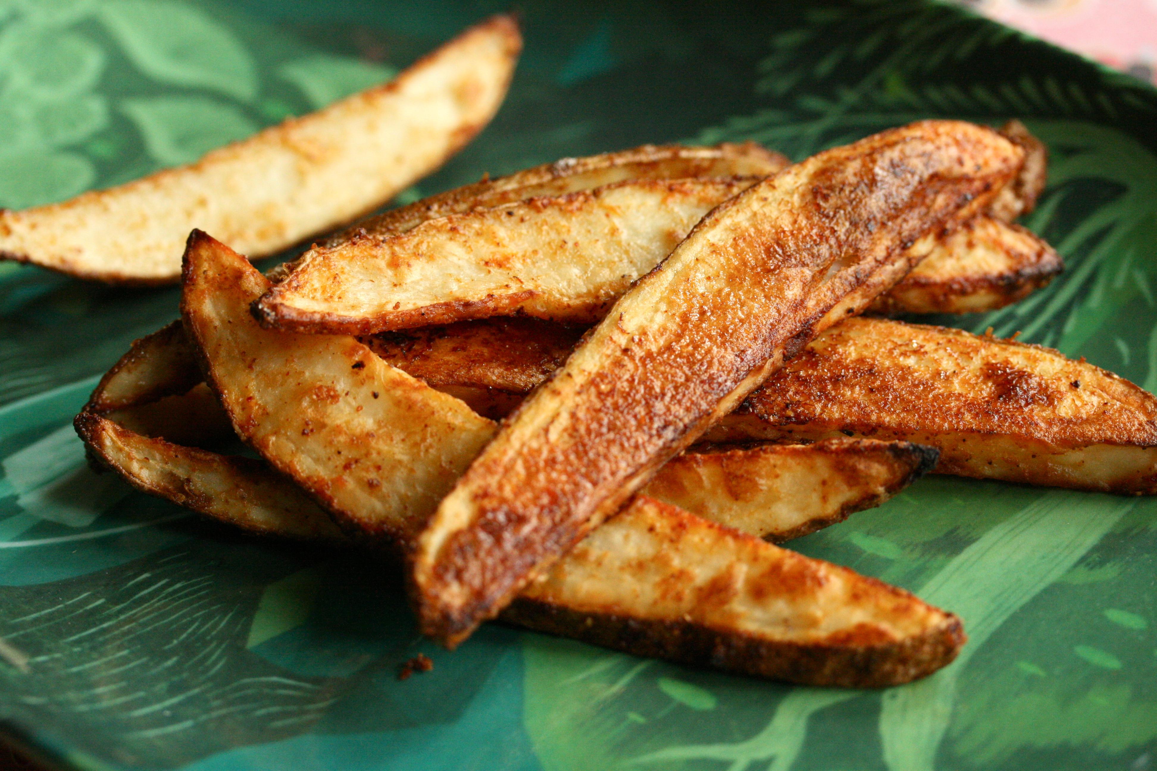 healthy oven fries