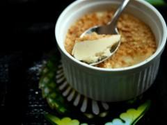 Frozen Lemon  Pudding