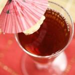Ginger Mint Iced Tea
