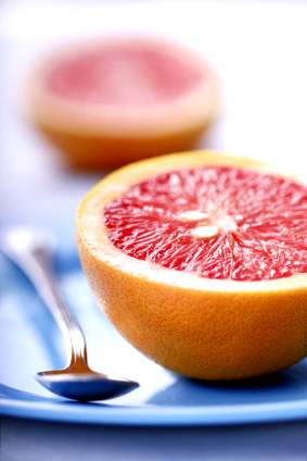Grapefruit = Superfood For Weight Loss