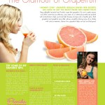 The Glamour of Grapefruit