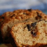 Lemony Fruit Cake