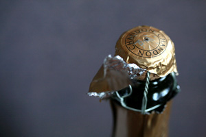 How To Open a Champagne Bottle