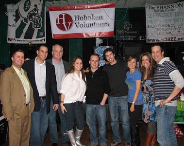 Hoboken Volunteer