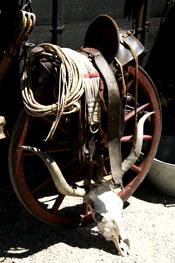 Chuck Wagon Wheel