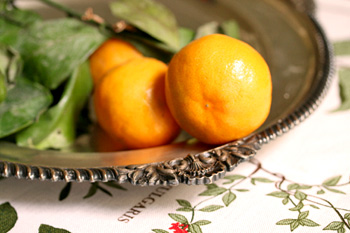 Organic Clementines