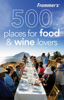 Frommer's 500 Places