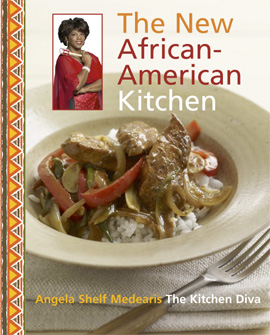 Kitchen Diva's new book
