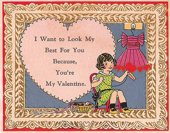 Old Fashioned Valentine