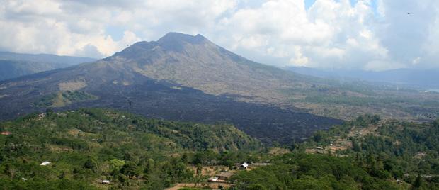 Bali Bike Tours - Mt. Batur