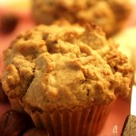 Pear Hazelnut Muffin