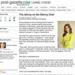 Pittsburgh Post-Gazette Interview