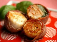 Prociutto Wrapped Scallops Recipe