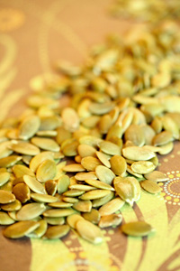 Cooking and Health Properties of Pumpkin Seeds