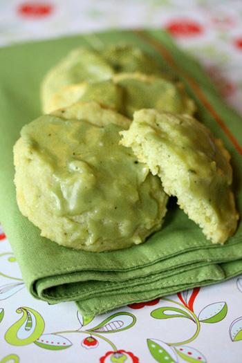 Irish Drop Cookies