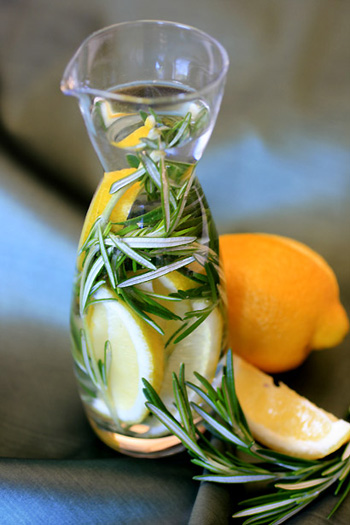 Lemon Rosemary Shine