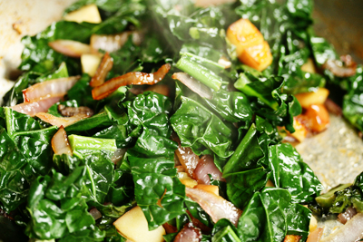 sauteed-greens
