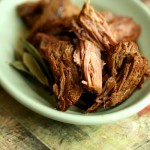 Shredded Beef Recipe