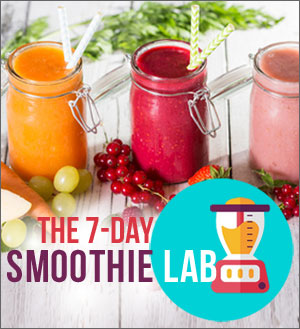 FREE 7-Day Smoothie Lab
