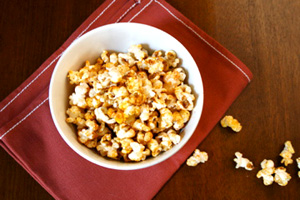 Spiced Movie Popcorn
