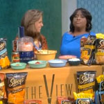 Skinny Chef on The View