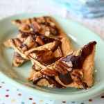 Chocolate Toffee Grahams