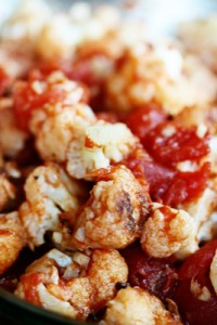 tomato-ginger-cauliflower