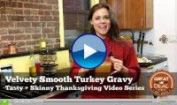 Velvety Smooth Turkey Gravy