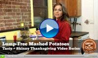 Lump-Free Mashed Potatoes